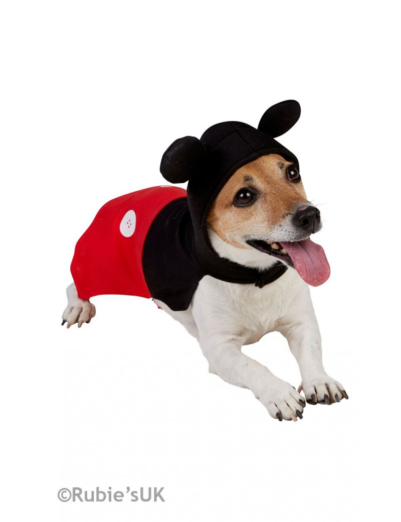 Disney Mickey Mouse Pet costume Rubies 580206