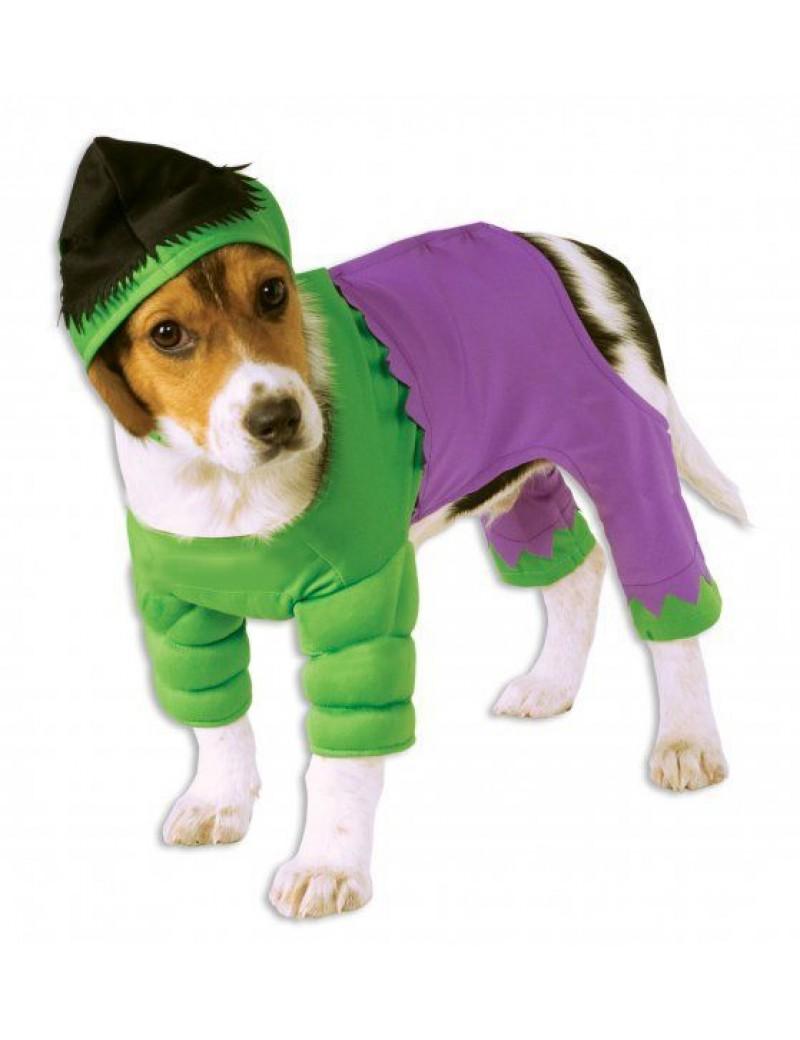 Incredible Hulk Marvel Pet Costume Rubies 580069