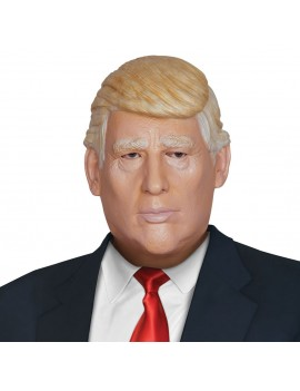 Donald J Trump latex mask Palmer Agencies 1751A