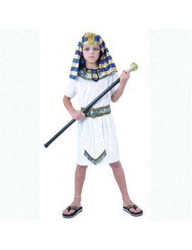 Egyptian Pharaoh King boys fancy dress party school costume accessory Kit Bristol Novelty DS145