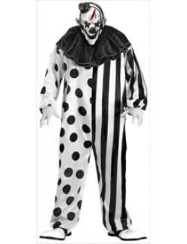 Evil killer clown costume Palmer Agencies 3674