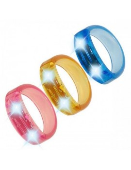 Flashing LED large party novelty prop Bracelet  Folat FO-21731