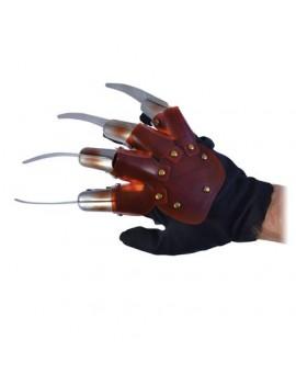 Freddy Krueger fright fancy dress costume party Halloween prop weapon glove Bristol Novelty BA663