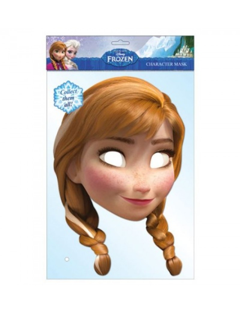 Frozen Anna Mask Mask-arade 36644