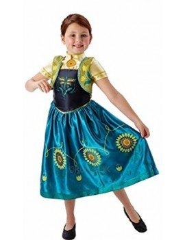 Disney Frozen Fever Anna Child Costume Rubies 610903