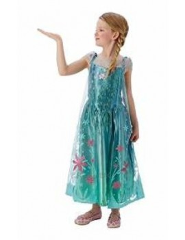 Disney Frozen Fever Elsa Child Costume Rubies 610906