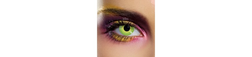 Funky Vision Contact Lenses