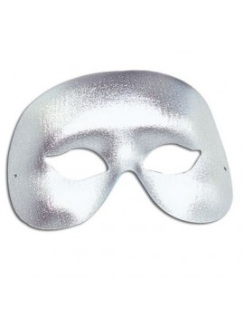 Eyemask Cocktail Silver Bristol Novelty EM617