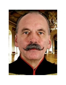 Emperor Professional Real Hair Moustache