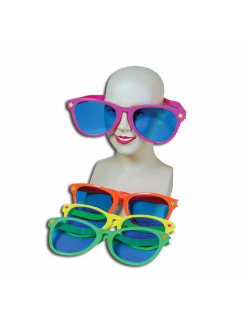 Giant  party novelty prop jumbo sunglasses fancy dress  glasses Bristol Novelty GJ186