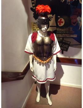 Gladiator Brutus Roman  film hire deluxe rental costume Le Piccole Cosi