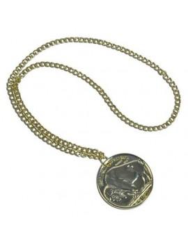 Gold Medallion Buffalo