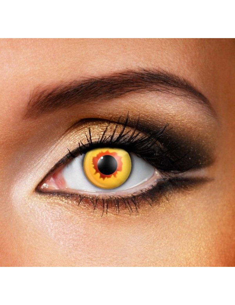 Gold Vampire Eye Accessories Daily
