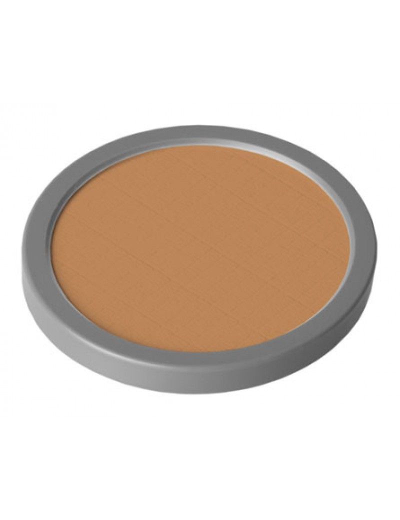 Grimas cake professional theatrical make up base light brown woman 1015