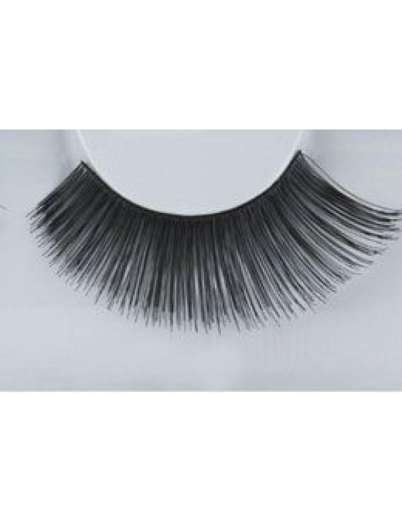 Grimas full black theatrical eyelashes drag 60s 70s party 102
