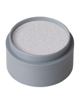 Grimas Water Makeup Metallic 15ml silver 701