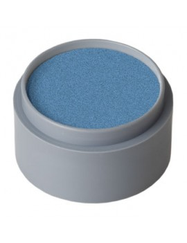 Grimas professional theatrical pearl water face paint make up 15ml blue azure 731