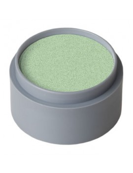 Grimas professional theatrical pearl water face paint make up 15ml green 745