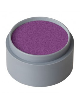 Grimas professional theatrical pearl water make up face paint 15ml lilac 762