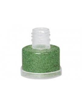 Grimas professional theatrical polyglitter loose 25ml green 041