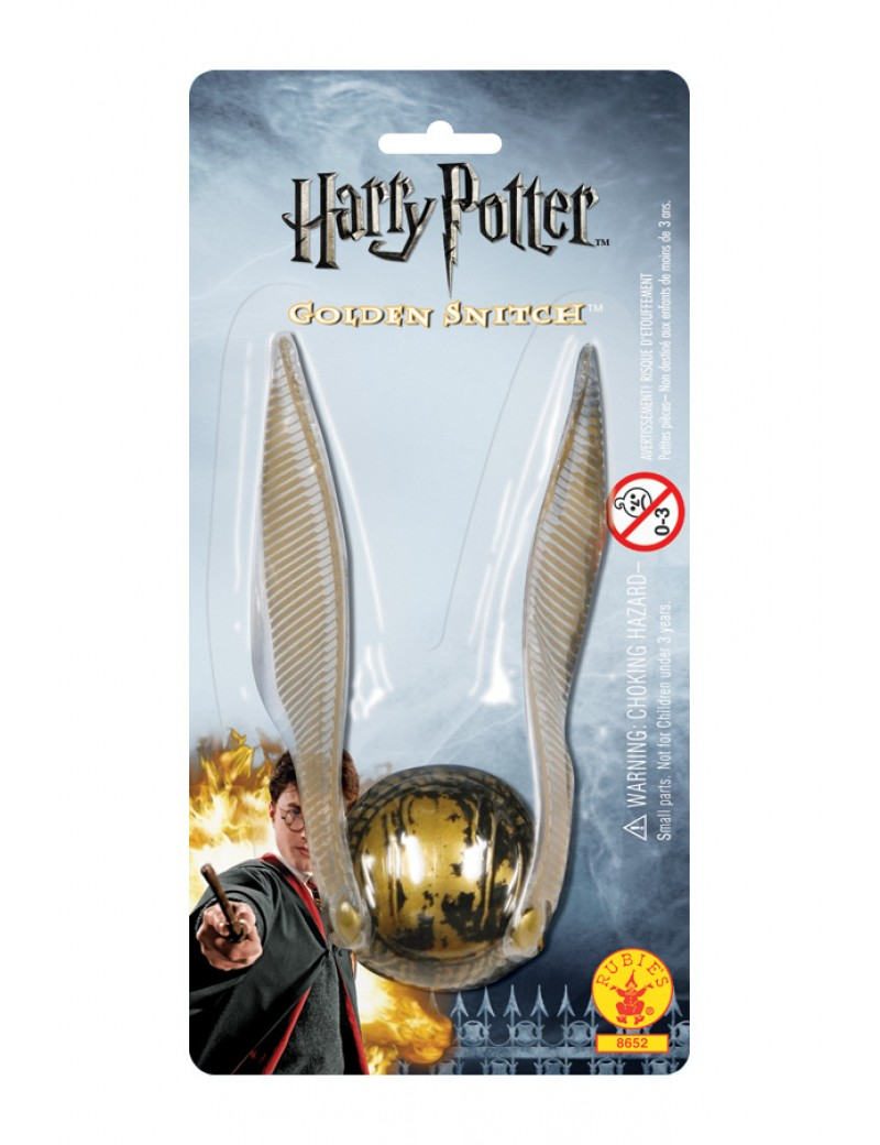 Harry Potter Golden Snitch Rubies 9707