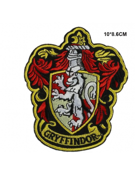 Harry Potter Gryffindor House Jumper Patch