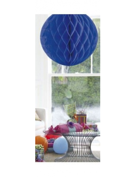 Honeycomb blue  party room hall paper  decoration 50cm Folat Creative Collection FO-60460