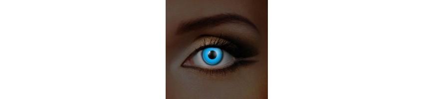 I glow UV contact lenses 90 days