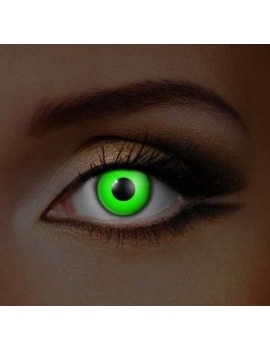 I glow UV Green 90 day eye accessories Funky Vision 83001
