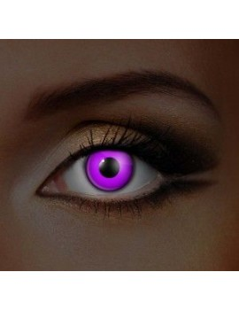 I-Glow UV Violet Eye Accessories (Pair)