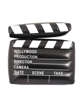 Inflatable blow up directors film clapperboard costume party prop  Henbrandt IJ056