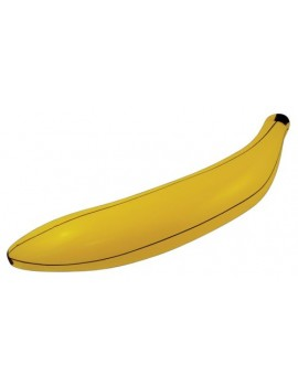 Inflatable blow up fruit costume party prop banana small 80cm Henbrandt IJ020