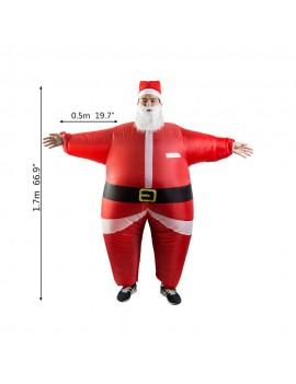 Inflatable Santa Claus Costume FZ1539