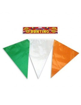 Irish triangle flag pennant bunting room hall decoration
