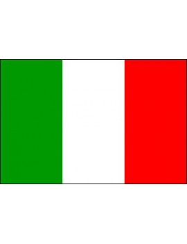 Italian polyester flag 5' x 3'  E Apollo 6182