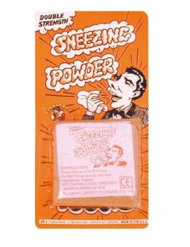 Joke prank  Sneezing Powder Funnyman Jokes 23056