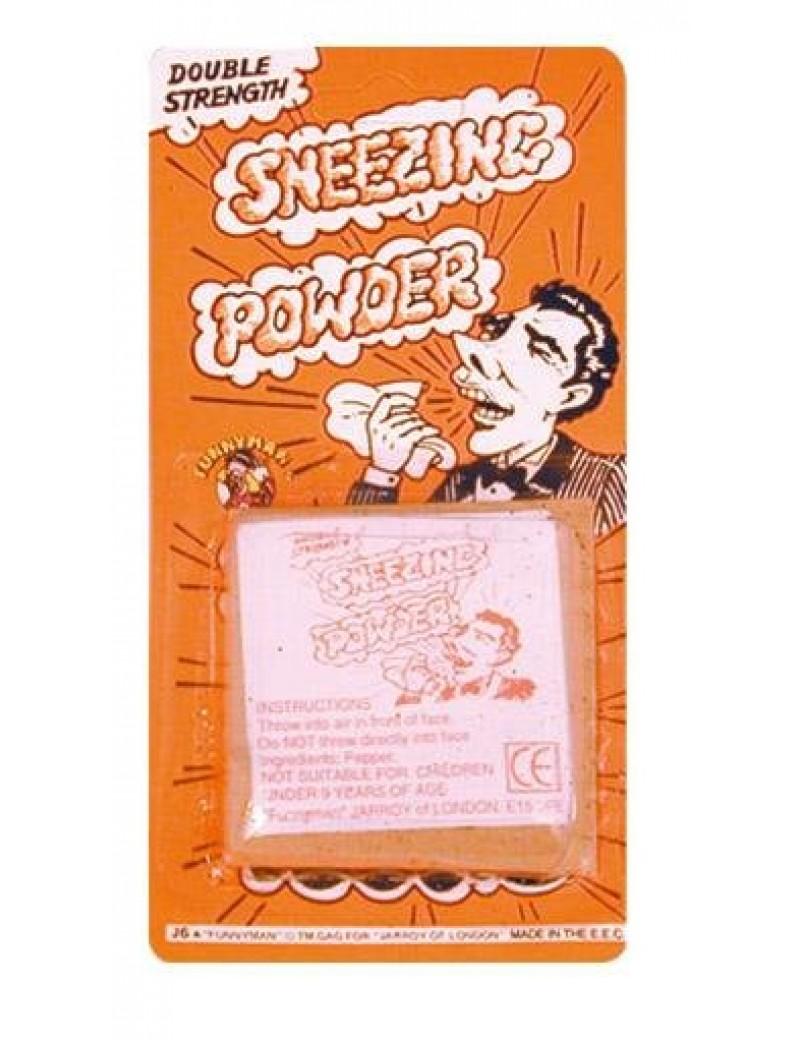 Joke prank  Sneezing Powder Funnyman Jokes 23056
