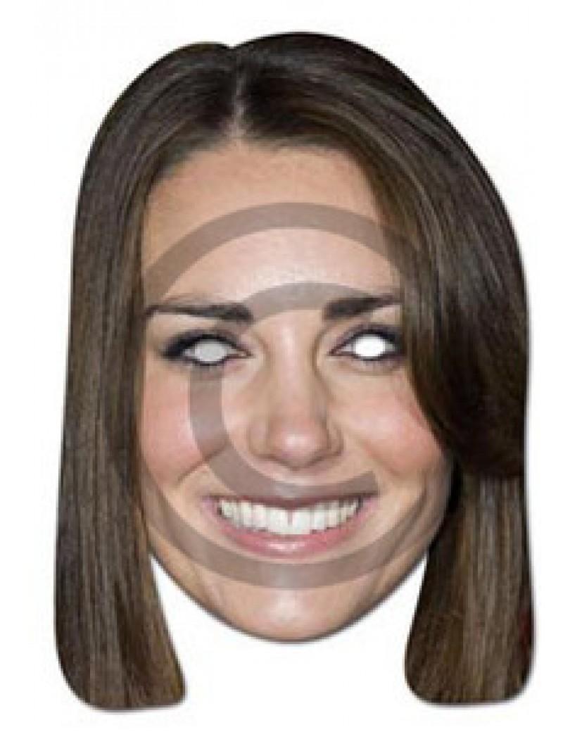 Kate Middleton Mask Mask-arade