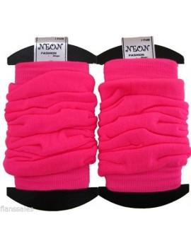 Leg warmers neon Pink 20072