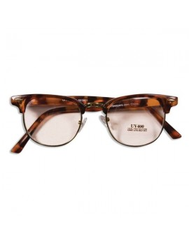 Glasses Grandad Leopard Frames Bristol Novelty BA1748
