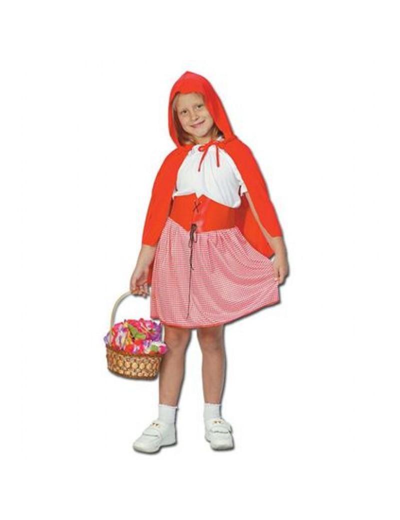 Little Red Riding Hood fairy tale girls book  fairytale costume Bristol Novelty CC457 CC458 CC459