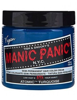 Manic Panic classic hair colour 118ml Atomic Turquoise 43696