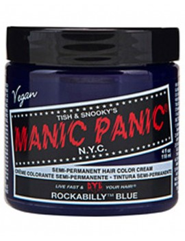 Manic Panic classic hair colour 118ml Rockabilly Blue 70430