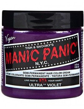 Manic Panic classic hair colour 118ml Ultra Violet 70435