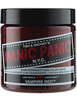 Manic Panic classic hair colour 118ml Vampire Red 40888
