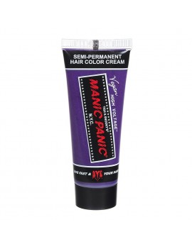 Manic Panic High Voltage cream form semi  permanent hair colour dye 25ml Ultra Violet Purple 70596