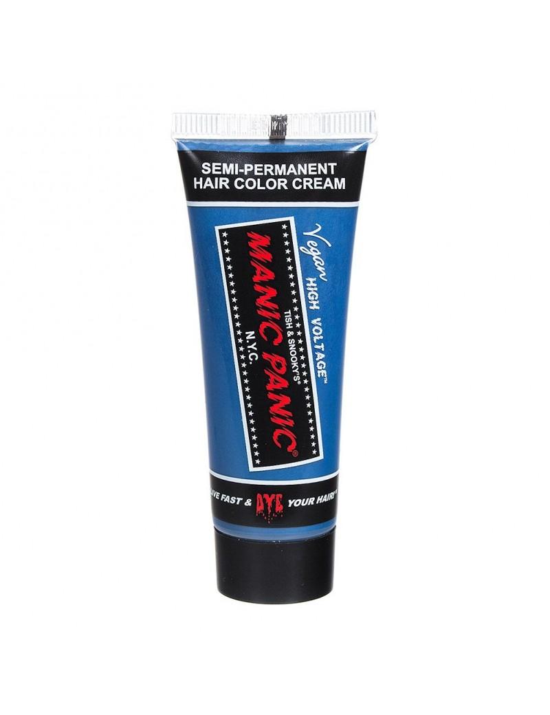 Manic Panic High Voltage cream formula semi permanent hair colour dye 25ml Atomic Turquoise 70590