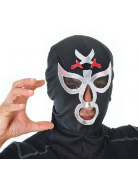 Mexican Macho wrestler mask