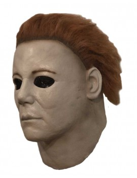 Michael Myers Halloween 7 H2O mens deluxe licensed latex mask Trick or Treat Studios JMMF101