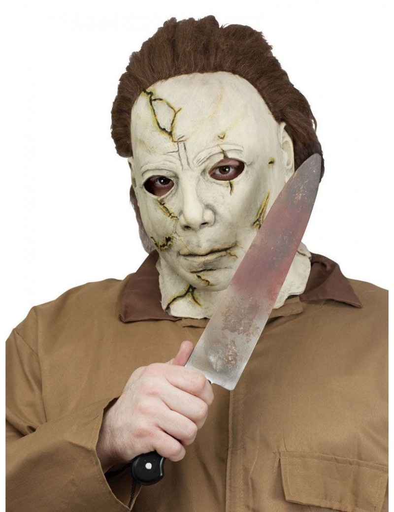 Michael Myers kitchen knife Halloween II horror prop Rob Zombie  weapon Palmer Agencies 3967